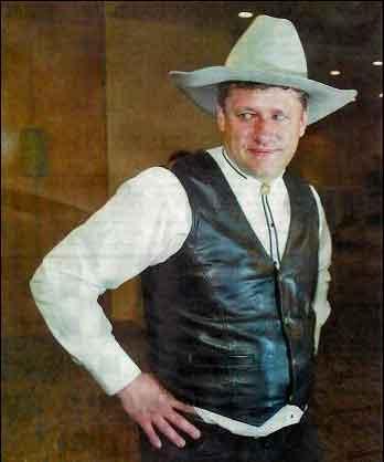 Stephen-Harper-Cowboy