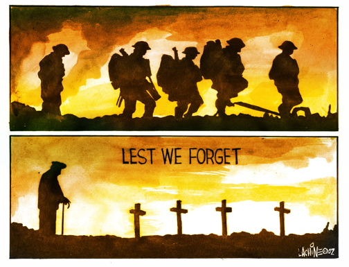 Art Remembrance Day Poster Ideas