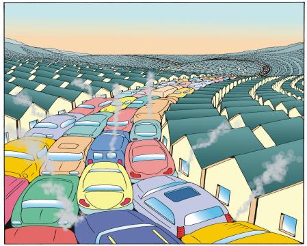 car-sprawl