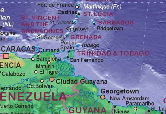 map-Trinidad-Tobago
