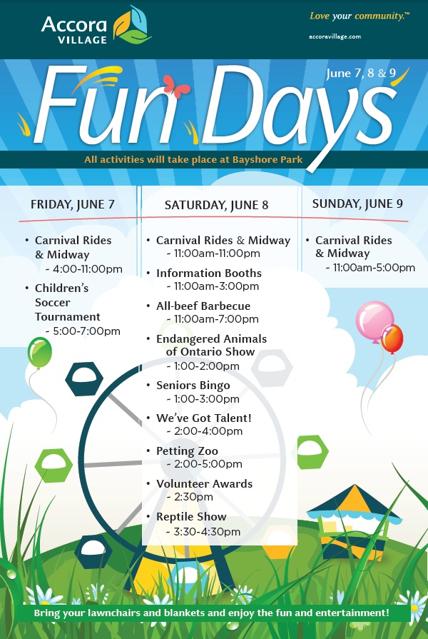 funday flyer