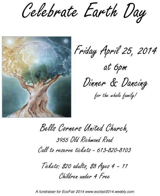 Dinner Dance Poster - Apr 25 WM
